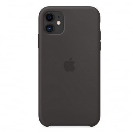 Husa Silicone Case Apple IPhone 11 [0]