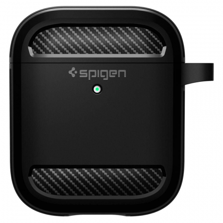 Husa Spigen Rugged Armor Apple Airpods1
