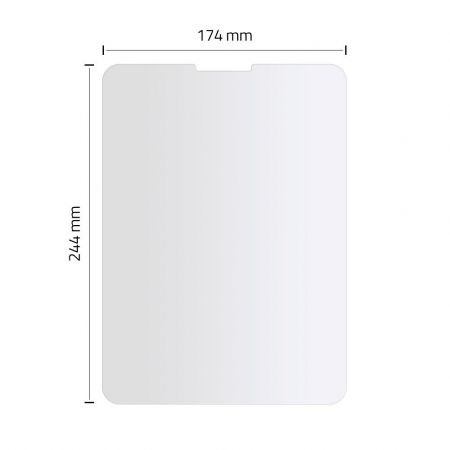 Folie sticla tableta Hofi Glass Pro IPad Pro 11 inch 2018/2020 [1]