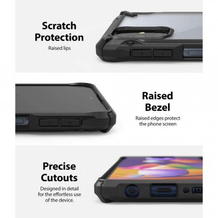 Husa Ringke Fusion X Samsung Galaxy M31s [1]