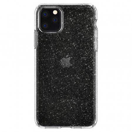 Husa Spigen Liquid Crystal Glitter IPhone 11 Pro [0]