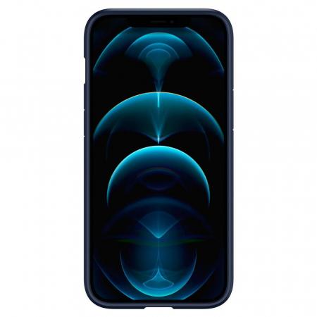 Husa Spigen Ultra Hybrid IPhone 12 Pro Max albastru [1]