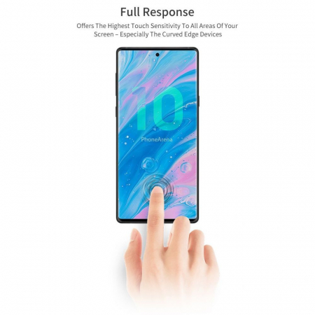 Folie protectie T-MAX UV GLASS GALAXY NOTE 20 ULTRA clear0