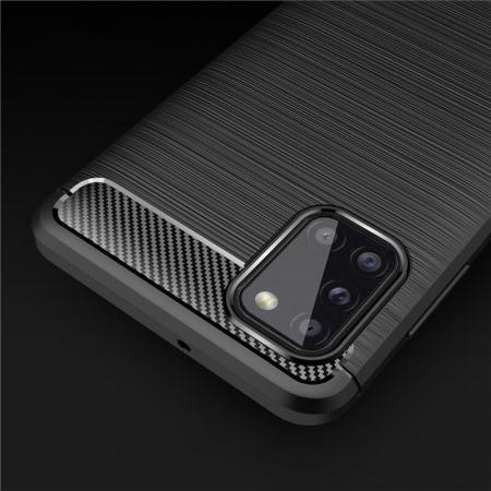 Husa Tech-Protect TPU carbon Samsung Galaxy A31 [1]