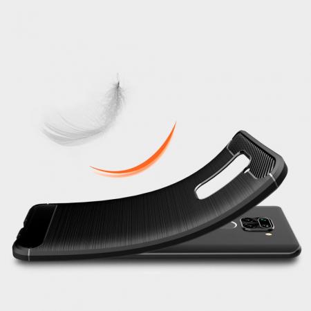 Husa Tech-Protect TPU carbon Xiaomi Redmi Note9 [2]