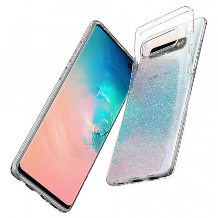 Husa Spigen Liquid Crystal Samsung Galaxy S10 Plus [6]