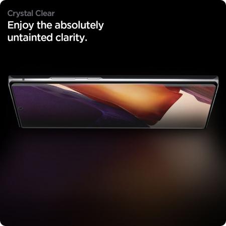 Folie Spigen Neo Flex HD Samsung Galaxy Note20 2 bucxset [3]