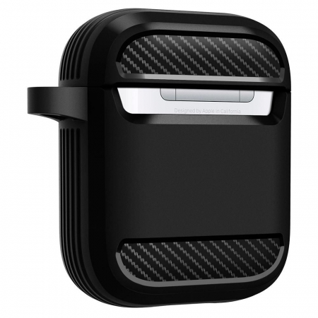 Husa Spigen Rugged Armor Apple Airpods2