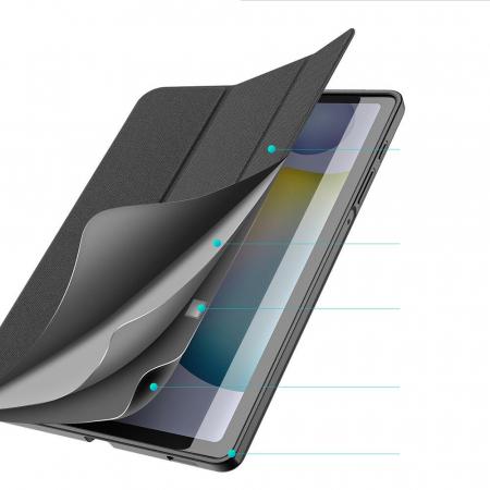 'Husa tableta DuxDucis Smartcase Samsung Galaxy Tab S6 Lite 10.4 inch P610/P615' [3]