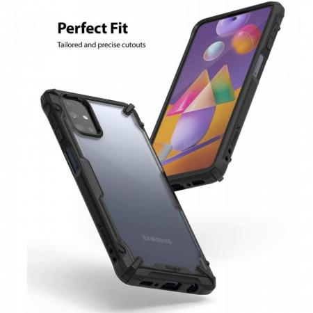 Husa Ringke Fusion X Samsung Galaxy M31s [2]
