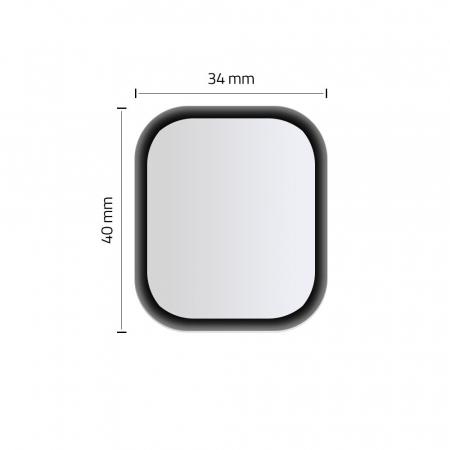 Folie Hofi Hybrid Glass 0.3mm 7H Apple Watch 44mm [1]