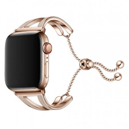 Bratara Tech-Protect ChainBand Apple Watch 42/44mm [0]