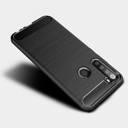 Husa Tech-Protect TPU carbon Xiaomi Redmi Note 8T [1]