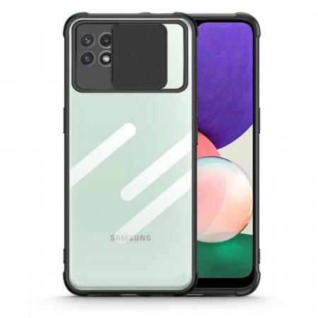 Husa Tech-Protect Camshield Samsung Galaxy A22 5G [0]