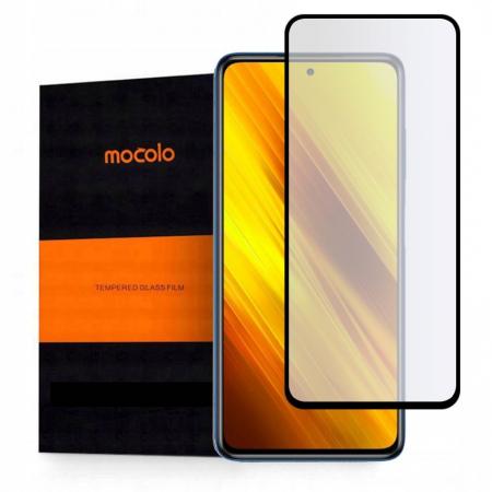 Folie sticla Mocolo full glue Xiaomi Poco X3 NFC0