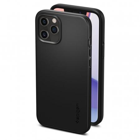 Husa Spigen Thin Fit IPhone 12/12 Pro [0]