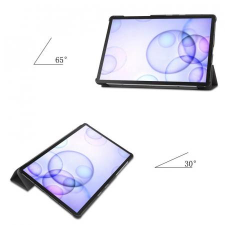 Husa Tech-Protect Smartcase Samsung Galaxy Tab S6 T860/T865 10.5 inch [3]