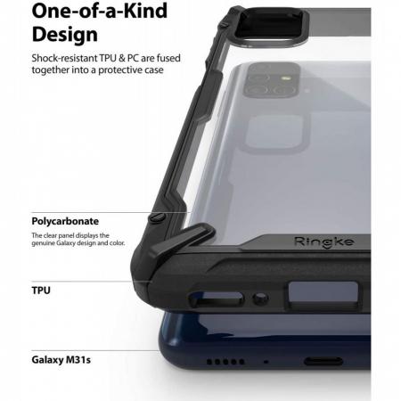 Husa Ringke Fusion X Samsung Galaxy M31s [3]
