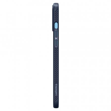 Husa Spigen Liquid Air IPhone 12/12 Pro albastru [3]