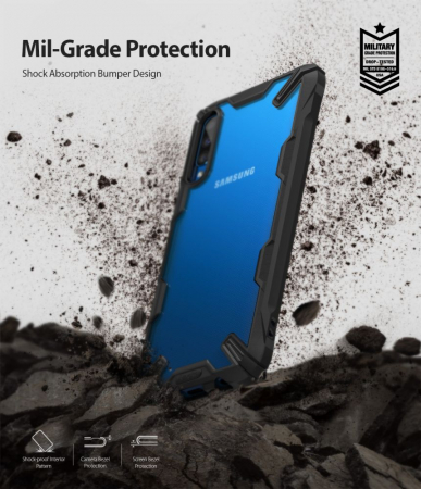 Husa Ringke Fusion X Samsung Galaxy A50/A30s3