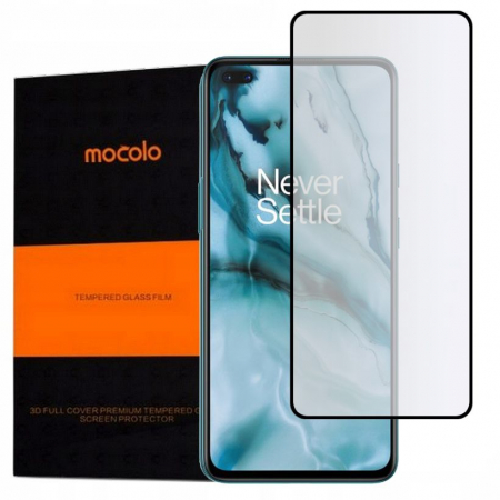 Folie sticla Mocolo TG+ full glue OnePlus Nord [0]