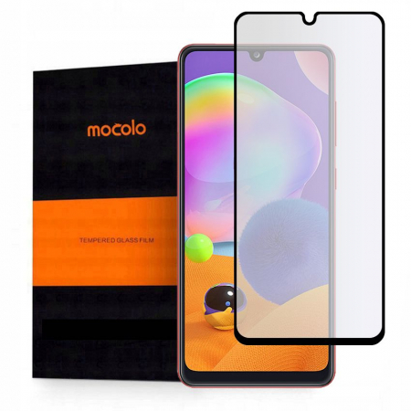 Folie sticla Mocolo TG+ full glue Samsung Galaxy A31 [0]