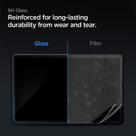 Folie sticla Spigen Glass Slim Samsung Galaxy Tab S6 Lite P610/P615 10.4 inch [4]