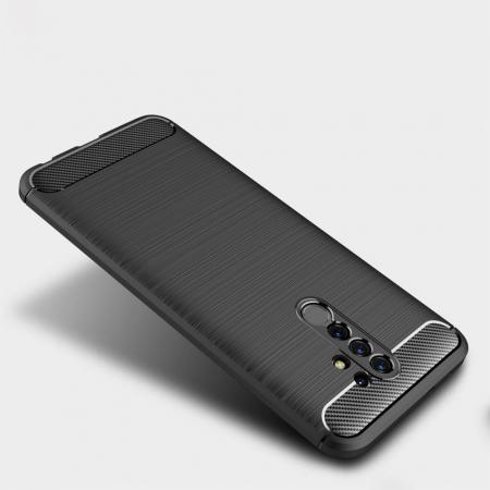 Husa Tech-Protect TPU carbon Xiaomi Redmi Note 9 [2]