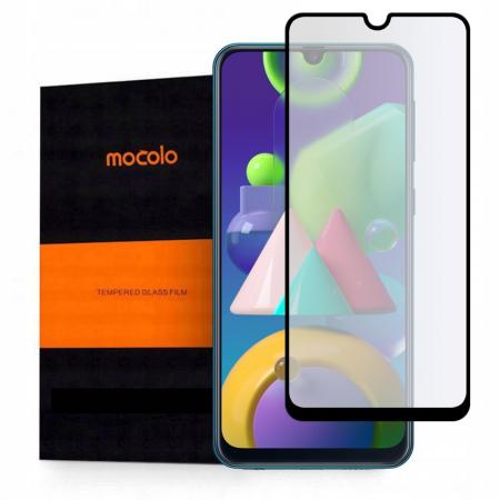 Folie Mocolo TG+ full glue Samsung Galaxy M21