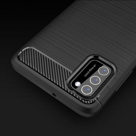 Husa Tech-Protect TPU carbon Samsung Galaxy A41 [2]
