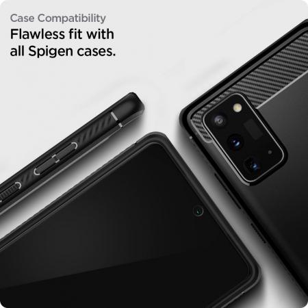 Folie Spigen Neo Flex HD Samsung Galaxy Note20 2 bucxset [5]