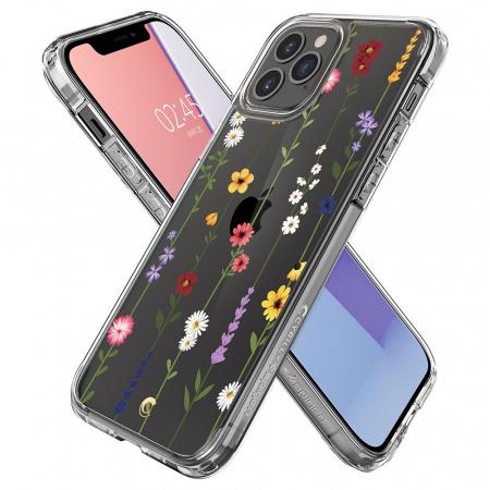 Husa Spigen Ciel IPhone 12/12 Pro Flower Garden [2]