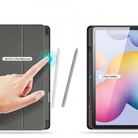 'Husa tableta DuxDucis Smartcase Samsung Galaxy Tab S6 Lite 10.4 inch P610/P615' [5]