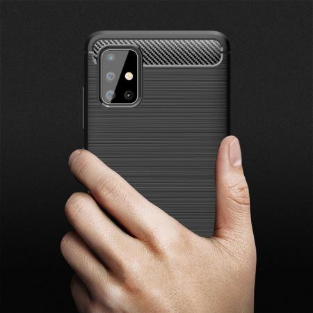 Husa Tech-Protect Carbon Samsung Galaxy M31s [4]