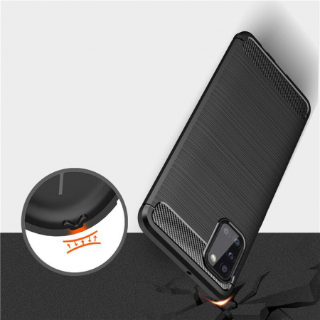 Husa Tech-Protect TPU carbon Samsung Galaxy A31 [4]
