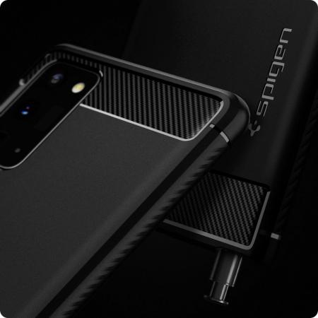 Husa Spigen Rugged Armor Samsung Galaxy Note 20 [4]