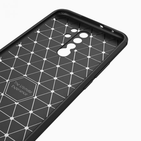Husa Tech-Protect TPU carbon Xiaomi Redmi Note 9 [3]