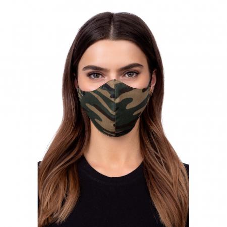 Masca de protectie adulti din material textil reutilizabila bumbac 100% [0]