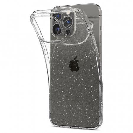 Husa Spigen Liquid Crystal IPhone 13 Pro Glitter [4]