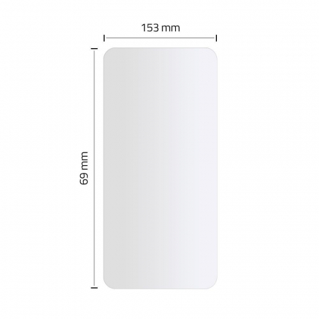 Folie sticla Hofi 0.3mm Huawei P40 Lite E/Y7P [1]