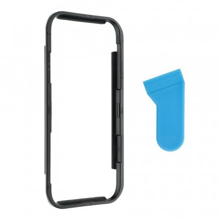 5D Mr. Monkey Glass - APP IPHO 11 Pro black (Hot Bending)5