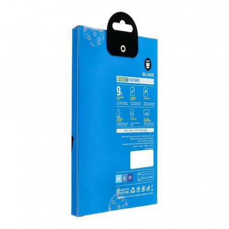 FOLIE STICLA 5D MR. MONKEY GLASS APPLE IPHONE XR STRONG HD3