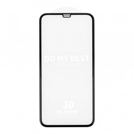 Folie 5D Mr. Monkey Glass IPhone XS/X/11/ Pro Hot Bending, Transparent
