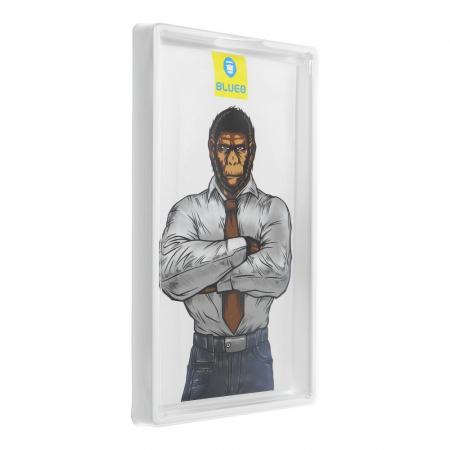 Folie 5D Mr. Monkey Glass Iphone 11 Pro Max1