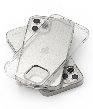 Husa Ringke Air IPhone 12/12 Pro glitter5