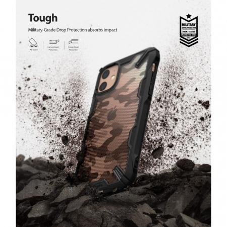 Husa Ringke Fusion X IPhone 11 camo [4]