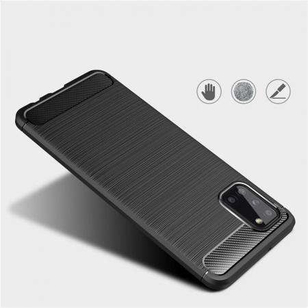 Husa Tech-Protect TPU carbon Samsung Galaxy A31 [5]