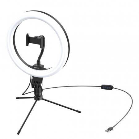 Lampa Baseus Led Ring Stream CRZB10-A01 [0]