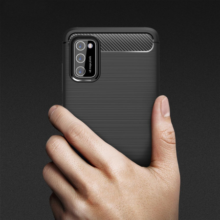 Husa Tech-Protect TPU carbon Samsung Galaxy A41 [4]