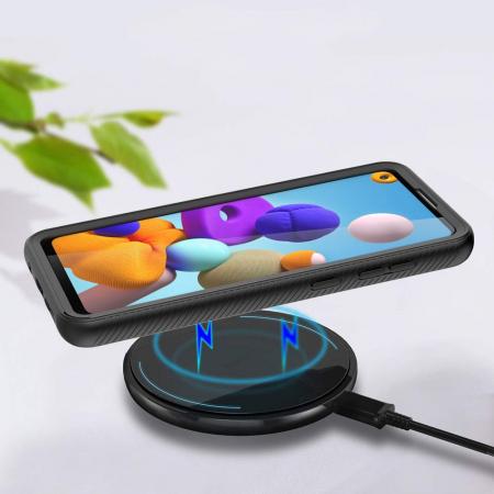 Husa Tech-Protect Defense 360 Samsung Galaxy A21s [0]